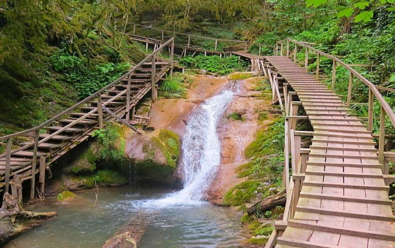 33 водопада экскурсия