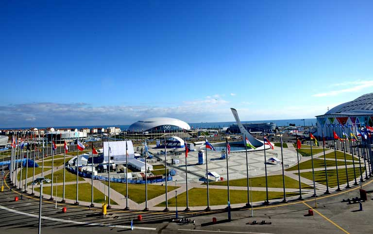 Олмпийский парк Сочи экскурсии