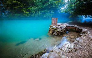 озеро-Рица-Абхазия