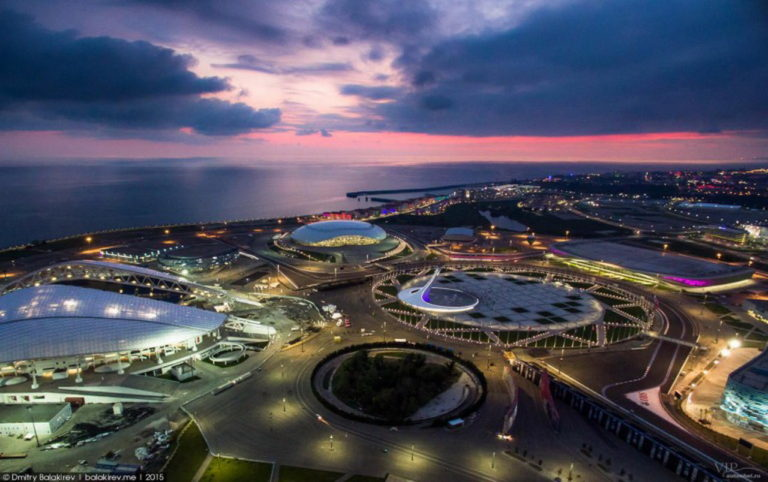 Экскурсия в Сочи на олимпийские объекты