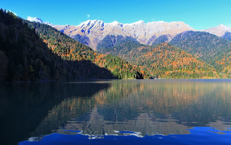 Экскурсии Абхазия озеро рица 2017