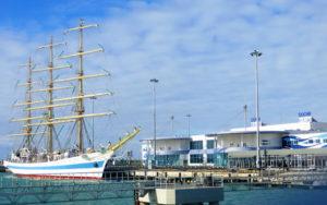 Новый морской порт Сочи