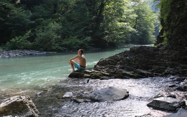 Экскурчии ореховские водопады