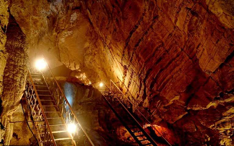 Воронцовские пещеры экскурсии
