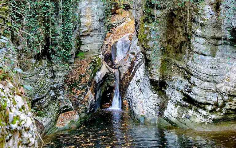 Экскурсия Агурское ущелье фото