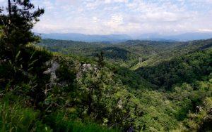 Орлиные скалы кавказкие горы
